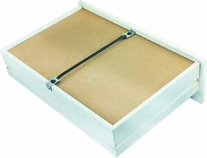 Pack Of 2 Fix-A-Drawer Home Furniture Repairs Provides Support Sagging Draws New