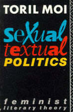 Sexual/Textual Politics : Feminist Literary Theory (New Accents-ExLibrary
