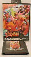 Disney's TaleSpin Käpt'n Balu Original Sega Mega Drive Spiel Sega Genesis MD PAL