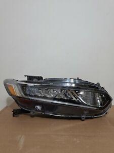 2018 2019 2020 Honda Accord Sedan Right RH passenger Full LED Headlight OEM