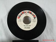 PAUL REVERE & THE RAIDERS-(45)-RARE-1961-LIKE LONG HAIR /SHARON-GARDENA - G-116