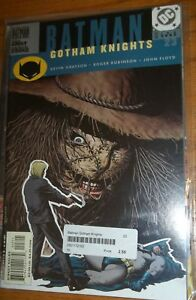 Batman Gotham Nights Comic book By DC Jan, 2002