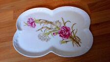 Vintage Limoges Lanternier Porcelain Vanity Cake Tray