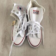 Converse Chuck Taylor All Star Negro Alta Top Zapatos Entrenadores