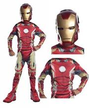 Kids Carnival Costume Iron Man The Avengers Ps 22866