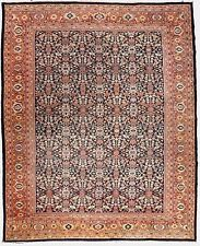 "NLR 597 Vintage Turkish rug. 8'8""x 10'8"""