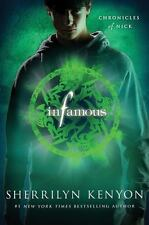 Chronicles of Nick: Infamous 3 by Sherrilyn Kenyon (2012, Hardcover)