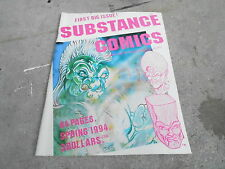 1994 Substance Comics magazine #1