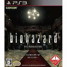 (Used) PS3 Biohazard HD Remaster Resident Evil [Import Japan]((Free Shipping))、