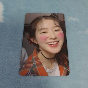 Red Velvet Irene & Seulgi 1st Mini Album Monster Irene Type-6 Photo Card(20(10