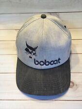 Bobcat Company Snapback Hat Cap Equipment Machinery Construction Bobcat Hat