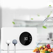 Generador de Ozono Portátil Purificador de Aire Alimentos Verduras Frutas Máquina de desinfección