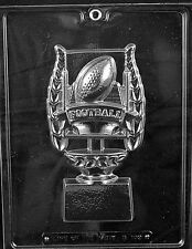 FOOTBALL TROPHY Chocolate Candy Mold LOP-S103