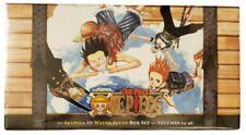 New One Piece Manga Box Set 2 Volumes 24-46 Skypiea & Water Seven Minor Damage