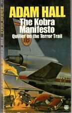 The Kobra Manifesto By Adam Hall. 9780006161288