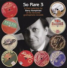 [BRAND NEW] 2CD: SO RARE 3: A THIRD SELECTION BY BARRY HUMPHRIES