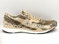 Style  Running Shoes. Adidas x Undefeated QS AdiZero Adios 3. Size 9.5 Camo  Tan. B27771. ultra d56305497