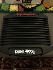 Rockford Fosgate Punch 40X2 trans.ana (Used)
