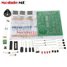 9v 12v 6 Digit Stc11f02 35i Led Electronic Clock Parts Components Diy Kit Module
