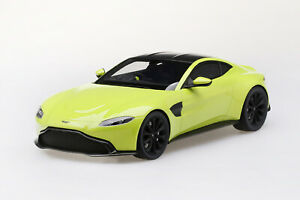 Aston Martin Vantage lime-essence 2018 - 1:18 - Top Speed