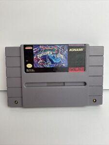 Nintendo SNES Teenage Mutant Ninja Turtles IV: Turtles in Time Cartridge Only