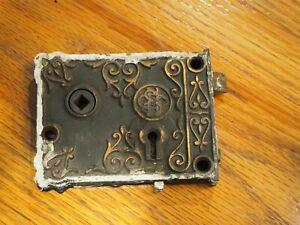 Antique Simmons Hardware Royal Rimlock
