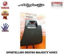 CASSETTINO SPORTELLINO DESTRO ORIGINALE YAMAHA MAJESTY 400 DAL 2004 AL 2012