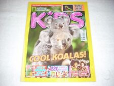 National Geographic Kids Magazine Issue 125 June 2016 Cool Koalas