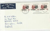 Canada 1970 Airmail FDC Centennial Northwest Territories Stamps Cover ref 22013