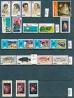 Niue 1971 -73 all MUH (ex 2 as marked) SG 161 - 181 Sc 142 - 162