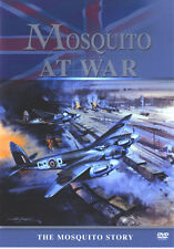 DVD:RAF COLLECTION - MOSQUITO AT WAR - NEW Region 2 UK