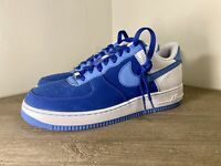 "Nike Air Force 1 Varsity Royal Blue ""Philadelphia"" (2007) Sz. 11 Diamond Vintage"