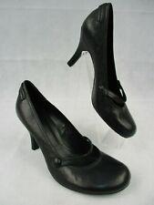 Gianni Bini UK Size 7.5 Black High Heel Mary Jane Look Shoes EUR 41