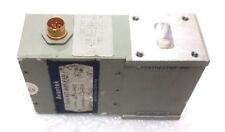 Avantek GaAs FET Amplifier Model ASD81-0407, FREQUENCY 8.9 - 9.4 GHz.