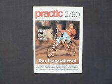 DDR Zeitschrift Practic Jahrgang 1990, Nr.2, Modellbau und Basteln, FDJ