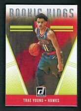2018-19 TRAE YOUNG PANINI DONRUSS ROOKIE KINGS ROOKIE RC #24