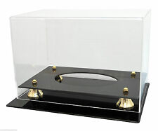 UV Protection Football Display Case Holder, ALL 4 sides visible