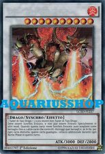 Yu-Gi-Oh Drago Tridente LC5D-IT237 RaraSegreta in ITA Trident Dragion Fortissimo