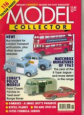 MODEL COLLECTOR Magazine November 1998 Buses Trucks Cars Aircraft EFE Corgi