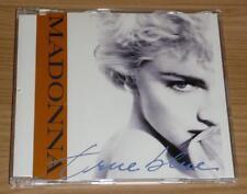 MADONNA True Blue GERMAN 2 TRACK YELLOW CD SINGLE 7599-20564-2 MINT!!