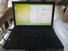 Toshiba Sattelite Laptop C50-A-1JM, 2.13GHz Intel Celeron, 8GB Ram, 15.6in