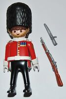 S03H03 Guardia real playmobil,serie 2 5243,royal guard,beefeater