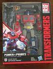 Transformers Power of the Primes Leader Evolution Optimus Prime NEW