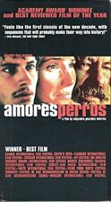 New listing Amores Perros [Vhs] [Vhs Tape] Sealed