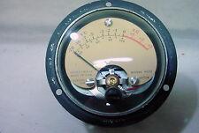 Vintage Honeywell model HS2Z VU Panel Meter