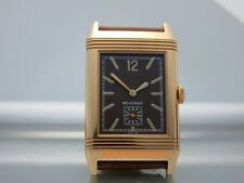Jaeger LeCoultre Grande Reverso Ultra Thin 1931 Special Edition Rose Gold New !