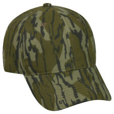 MOSSY OAK Camo Pattern OPTIONS Structured Blank Undecorated Hunting Hat