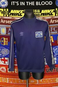 3/5 West Bromwich Albion adults XL 1977 - 1981 umbro football top