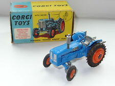 corgi FORDSON POWER MAJOR TRACTOR - 60 boxed
