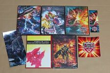 Dreamcast NG:DEV.TEAM & Hucast 5 Pack Gunlord Redux Dux 1.5 Neo XYX Ghost Blade